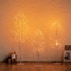 屋内外兼用 LEDツリー(奥行25cm)