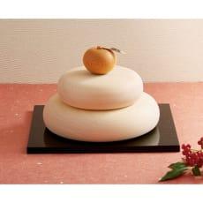 国産白木の鏡餅