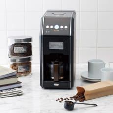 TOFFY全自動ミル付4カップコーヒーメーカー