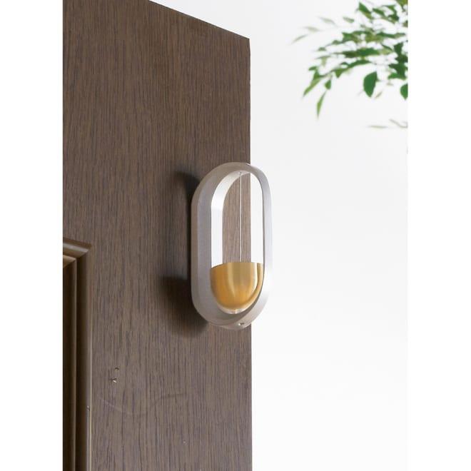 「山口久乗」おりん どありん ドアを開け閉めするたびに温かな優しい音が響きます。