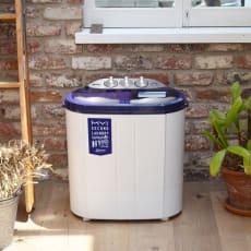 小型二槽式洗濯機 マイセカンドランドリー