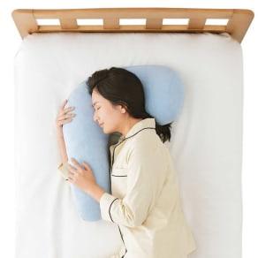 勝野式 横寝枕 写真