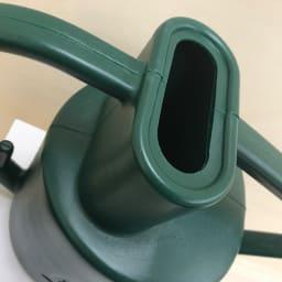英国HAWS(ホウズ)プラスティックジョウロ 5L 水を入れやすい形状
