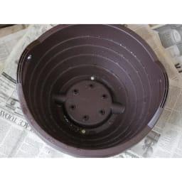 ハンディプランター ボール型38cm 同色2個組 底穴つきです