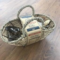 ガーデンスターター カゴバッグ