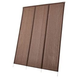 サマーオーニング洋風たてす 高さ240cm ブラウン ※今回こちらの色の販売はありません