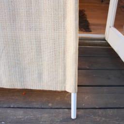 サマーオーニング洋風たてす 高さ270cm 立てかけるだけで簡単設置。