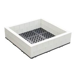 手作りファームキット 90×90 2段 (ウ)アイボリー