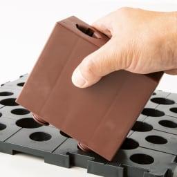 手作りファームキット 90×90 連結するだけの簡単設置。