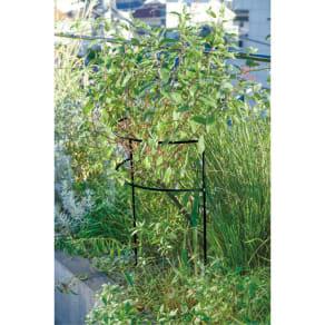 スタンダップガード 高さ100cm ワイドビッグ 2本組 写真