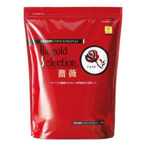 【お試し】バイオゴールド セレクション 薔薇 バラ用追肥料 1kg 写真