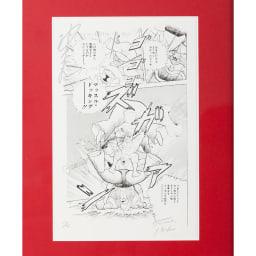 キン肉マン・アート『マッスルドッキング』