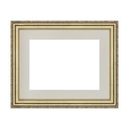 リャド ミニ版画 バガテルの光と水 額に入れてお届けします。