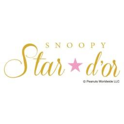 SNOOPY(スヌーピー)/star★d'or Wishing Star K10 ムーン&スヌーピー ペンダント|PEANUTS ブランドロゴ