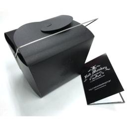 キン肉マン限定リストウォッチ・ブラック ソフトケース入りです