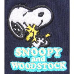 SNOOPY(スヌーピー)/折りたたみスリッパ スヌーピー&ウッドストック(収納巾着付き)|PEANUTS