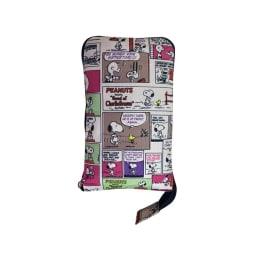 SNOOPY(スヌーピー)/折りたたみトートバッグ PEANUTS コミックカラー/折りたたむとコンパクトに持ち運べます