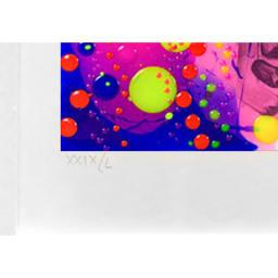 SNOOPY(スヌーピー)/トム・エバハート ベル(UP-TOWN ART LADY)アート|PEANUTS ローマン数字表記のエディションナンバー入り(番号は選べません)