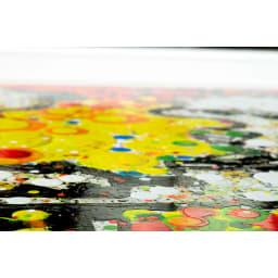 SNOOPY(スヌーピー)/トム・エバハート アンディ(DOGG POUND GANGSTA)アート|PEANUTS 立体的な版画手法でリアリティを再現