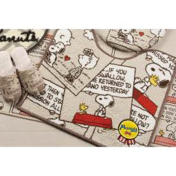 SNOOPY(スヌーピー)/ピーナッツコミック スリッパ|PEANUTS ※同じシリーズの商品画像です。