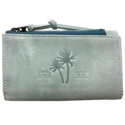 SNOOPY(スヌーピー)/California Dream キーケース 背面にファスナー式ポケット付き