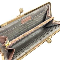 SNOOPY(スヌーピー)/スモーキーパステル がま口束入れ財布