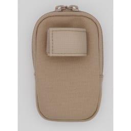 わちふぃーるど/ハンドルポーチ大 古地図 バッグのショルダー紐やベルトに取り付けられます。