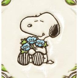 【WEB】SNOOPY(スヌーピー)/吉祥花づくし 浅草文庫 メガネケース|PEANUTS 芙蓉