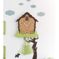 Mo:ro 掛け時計 Swing House
