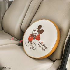 ミッキー/ナチュラル 丸型クッション|Disney(ディズニー)