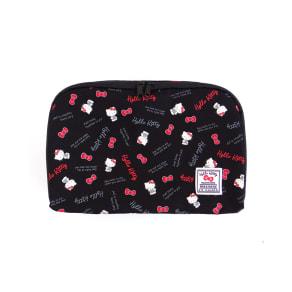 Hello Kitty(ハローキティ)/スタンダードロゴ柄 衣類ケース Sサイズ 写真