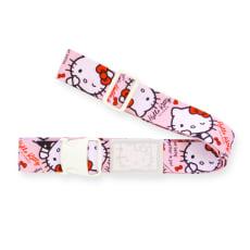 Hello Kitty(ハローキティ)/ワンタッチスーツケースベルト(ワンタッチで簡単)