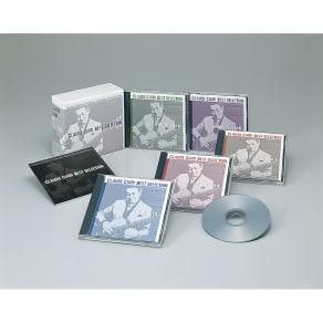 クロード・チアリ ベストセレクション CD5枚組 写真