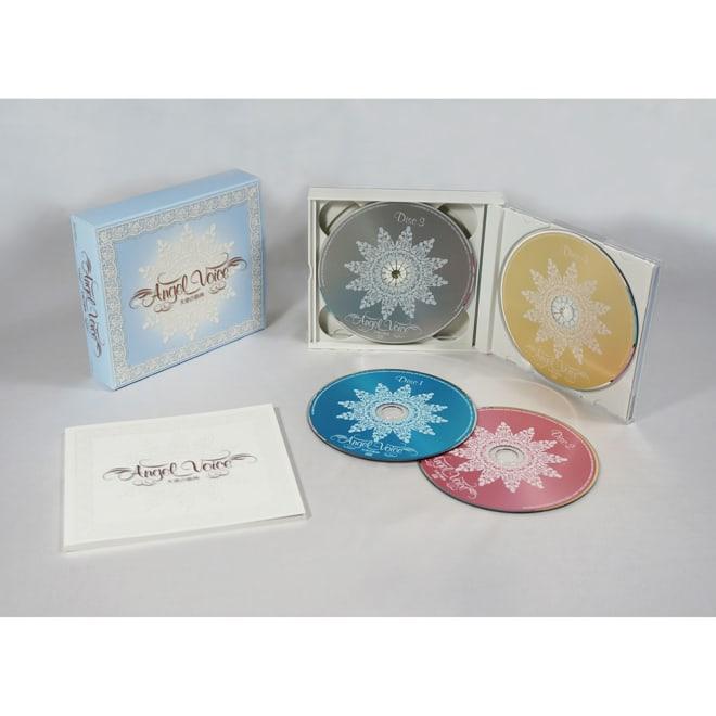 天使の歌声 Angel Voice CD4枚組