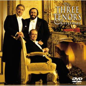 (DVD)3大テノールのクリスマス クリスマス・イン・ウィーン1999 写真