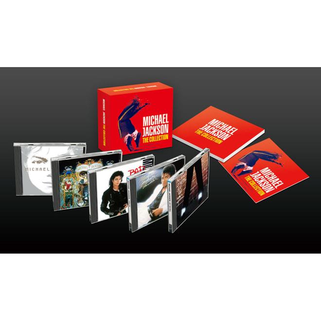マイケル・ジャクソン ザ・コレクション CD5枚組