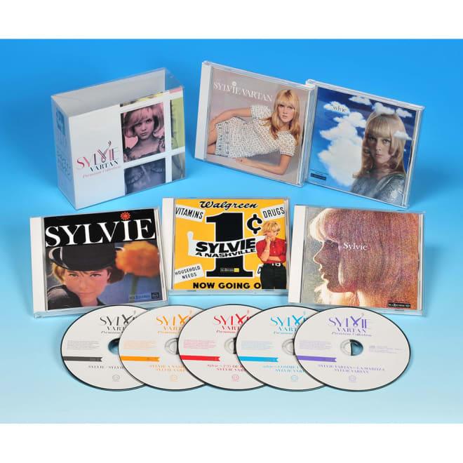 あなたのとりこ シルヴィ・バルタン・プレミアム・コレクション CD5枚組