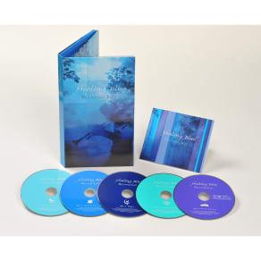 ヒーリング・ブルー リラクシング・ジャズ CD5枚組 写真