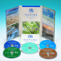 NATURE  Relaxin' Sounds 心の休日 CD5枚組