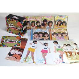 キャンディーズ伝説 CD5枚組