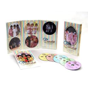 DVDキャンディーズ メモリーズ FOR FREEDOM DVD5枚組 写真