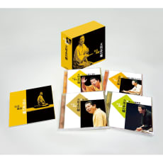 精選落語 立川志の輔 CD4枚組