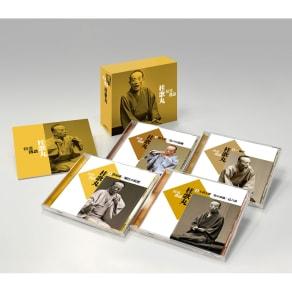 精選落語 桂歌丸 CD3枚+DVD1枚 写真