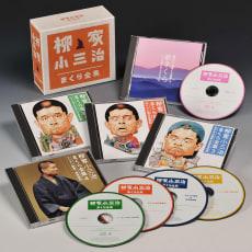 柳家小三治 まくら全集 CD5枚組|落語