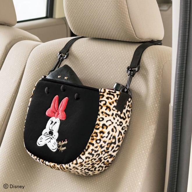 ミニーレオパードマルチポケット|Disney(ディズニー)