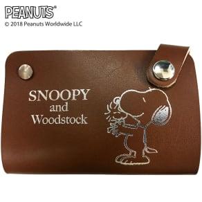 SNOOPY(スヌーピー)/TPシリーズ スライド式パスケース|PEANUTS 写真