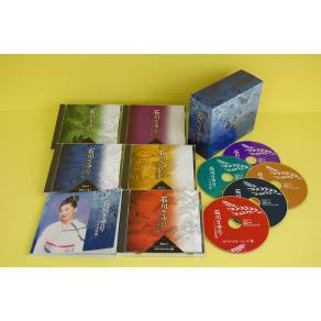 石川さゆり/~こころの流行歌~CD-BOX5枚組 写真
