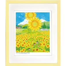 夏空向日葵/昆虫物語みなしごハッチ:はりたつお