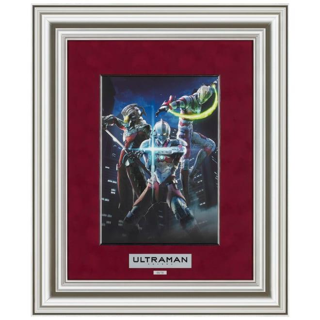 アニメ・ウルトラマン/ULTRAMAN アート・ハイブリッド・限定版 ©TPC ©E.S,T.S ©UMPC