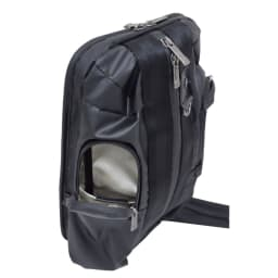 A.L.I WATER ZERO WTZ-3337 ボディーバッグ サイドポケット…携帯・スマートフォンポケットやミニポケット、カードホルダー、ストラップ付